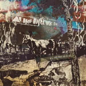 Loud Feedback Music Review: At The Drive In - Inter Alia Album Cover