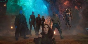 The world of the Guardians Of The Galaxy is quite an odd one.